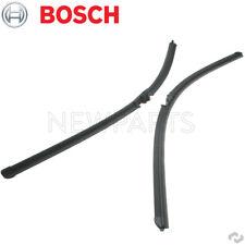 "For VW Touareg Porsche Cayenne Windshield Wiper Blade Set 26"" Factory Bosch OEM"