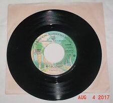 SAMMY JOHNS HEY MR DREAMER WARNER BROS PROMO 45 RPM 1977 VG CONDITION