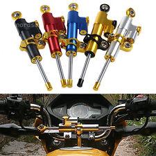 CNC Lenkungsdämpfer Motorrad Stabilisator Linear Reverse Safety Control 7 Colors