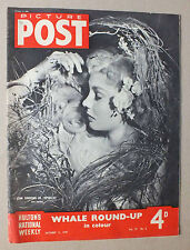 ANCIEN MAGAZINE - PICTURE POST - N° 2 VOL. 37 - 11 OCTOBRE 1947 *