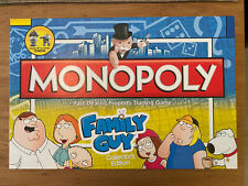 Monopoly Family Guy Collectors Edition