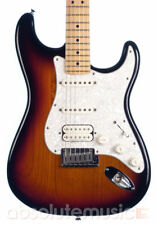 Fender American Standard HSS STRATOCASTER, Sunburst Avec étui rigide (occasion)
