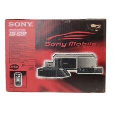 Sony CDX-525RF Contact Disc Changer System 10 CD Changer New Open Box