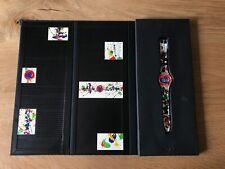 Reloj SWATCH 1992 SAN FRANCIS Wrist Watch - Swiss Quartz - ART SPECIAL
