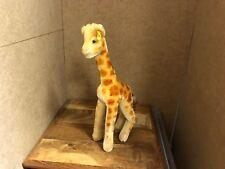 Steiff Tier Giraffe 28,5 cm Höhe. Top Zustand