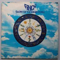 Finch - Glory of the Inner Force Vinyl LP US 1st Press 1975 Jazz Prog