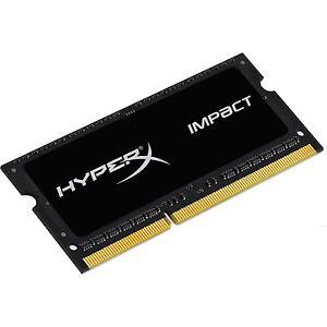 Kingston HyperX Impact RAM Modul - 16 GB-ddr4-2666/pc4-21300 ddr4 SDRAM - 266