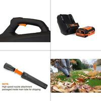 40V Max Lithium-Ion 124 MPH 480 CFM Cordless Brushless Leaf Blower with 2Ah