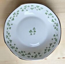 ROYAL TARA Fine Bone China SHAMROCK PIN DISH Bowl TRAY GALWAY Ireland ST PATRICK