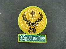 Patches Aufbügler Aufnäher Jägermeister