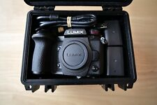 PANASONIC LUMIX COMPACT SYSTEM MIRRORLESS CAMERA DC-G9 BODY WITH V-LOG UPGRADE