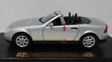 1/18 Maisto Special Edition Mercedes-Benz SLK 230 in silver Part # 31842