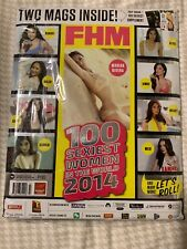 FHM Philippine Magazine July 2014 *100 Sexiest Woman Of The World*