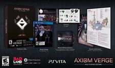Axiom Verge: Multiverse Edition (PlayStation Vita, PSV) Brand New