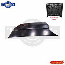 "81-88 Cutlass 2 Door NEW Reproduction STEEL 2"" Cowl Induction Style Hood"