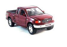 1999 FORD F-150 FLARESIDE SUPERCAB RED ,WELLY 1/32 DIECAST CAR COLLECTOR'S MODEL