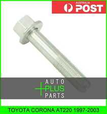 Fits TOYOTA CORONA AT220 1997-2003 - Control Arm Bolt & Washer