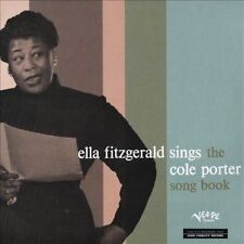 Sings the Cole Porter Song Book [Slipcase] by Ella Fitzgerald (CD, Nov-2016, 2 Discs, Analog Spark)