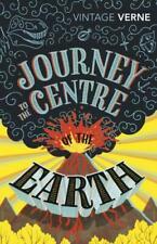 Trajet Pour The Centre de la Terre (Vintage Classics) Par Jules Verne, Neuf Book