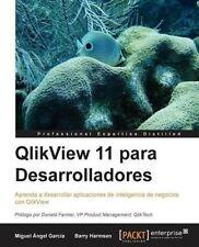 NEW QlikView 11 para Desarrolladores by Miguel Ángel García