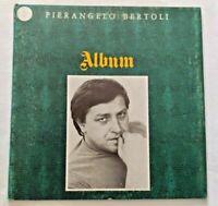 PIERANGELO BERTOLI LP ALBUM 33 GIRI VINYL ITALY 1981 ASCOLTO ASC20270 NM/NM