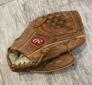 "RAWLINGS 12.5"" Leather Baseball Glove RHT Mitt RBG36 Ken Griffey Jr"
