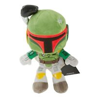 "Star Wars 8"" Basic Plush The Mandalorian Boba Fett 