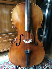 altes Cello 7/8  ca. 1930-50 , für 7/8 erstklassiger Klang YOUTUBE Klangdemo !