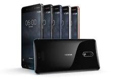 "Nokia 6- 32GB- 5.5""- Unlocked -16MP -4GB RAM Blue/Silver/Copper/Black Smartphone"