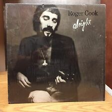 Roger Cook Alright LP Warner Bros EX Hit Your Mother's So Proud of You America
