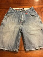 ECKO UNLTD Denim Carpenter Shorts Sz 30 (M1)