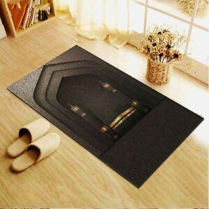 Prayer Mat 46,Prayer Rug Thick,Prayer Rug Muslim,Janamaz 80x140 cm, (2.5x4.5Ft)