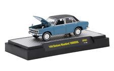 M2 Machines AUTO JAPAN 1969 NISSAN BLUEBIRD 1600 SSS NEW IN BOX