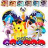 Pokemon Deformation pokeball Figures Toys Transform Figure Pikachu Doll kid toys