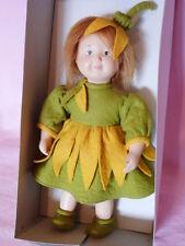 Artistas muñeca muñeca Doll flores muñeca Arnica Martin puro trabajo manual