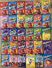 58 Kool-Aid Drink Mix Packets Variety Pack of 29 Total Flavors(2 of each flavor)