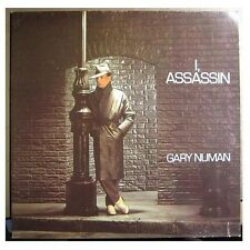 "GARY NUMAN ""I ASSASSIN"" - LP"