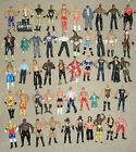 WWE Figura de acción de Lucha Libre Clásico serie Jakks TNA MARVEL elite Mattel