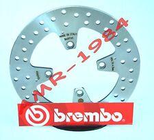 DISCO DE FRENO TRASERO BREMBO DUCATI 1199 PANIGALE MULTISTRADA 1200 13 68B407H1