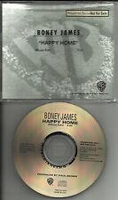 BONEY JAMES Happy Home w/ RARE EDIT 1994 USA PROMO DJ CD single MINT PROCD7016