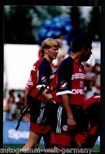 Stefan Effenberg Super AK Foto Bayern München 98-99 +15 Orig. Signiert
