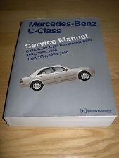 Mercedes-Benz C-CLASS C220 C230 KOMPRESSOR C280 SERVICE MANUAL SHOP REPAIR