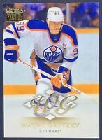 Wayne Gretzky  2013-14 Fleer Showcase SkyBox Premium #1 rangers! Oilers Insert