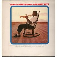 Louis Armstrong ‎ Lp Vinile Louis Armstrong's Greatest Hits / Cbs 32030 Nuovo