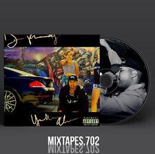 Dom Kennedy - Yellow Album Mixtape (Full Artwork CD Art/Front Cover/Back Cover)