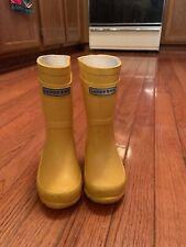 Toddler Landsemd Yellow Rain Boots 6C