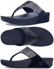Fitflop Flare Supernavy Flip Flop Women's sizes 5,6,10,11 NEW