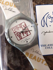 John Lennon Jewelry Collection LIMITED EDITION CLOUD WATCH Beatles-RARE LAST ONE