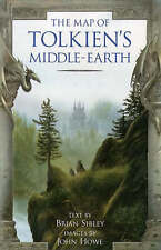 The Map of Tolkien's Middle Earth-ExLibrary