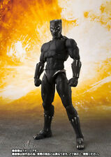 (P) BANDAI S.H.FIGUARTS SHF BLACK PANTHER AVENGERS INFINITY WAR ACTION FIGURE